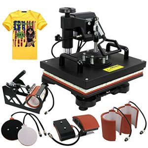 ZENY - Heat Press Machine with Digital functions