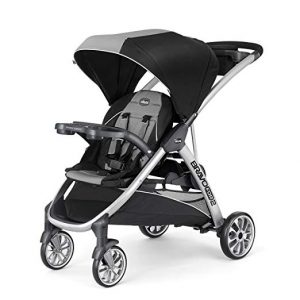 Chicco Bravo For2 Standing and Sitting Double Stroller