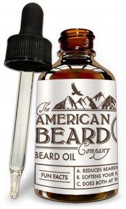 The American Beard Company- Beard Oil for Men
