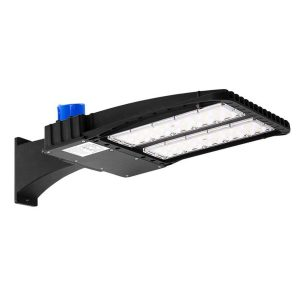 AntLux 150W LED Parking Lot Lights Shoebox Pole Light 5000K, 450W