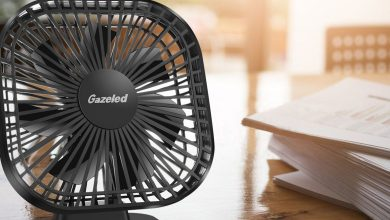 Photo of Top 10 Best Desk Fans in 2019 – Reviews
