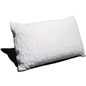 Coop Home Goods Adjustable Loft Shredded Hypoallergenic Pillow