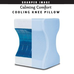 Calming Comfort Cooling Knee Pillow