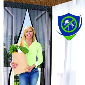 Inspired Home Living Many Sizes Magnetic Screen Door