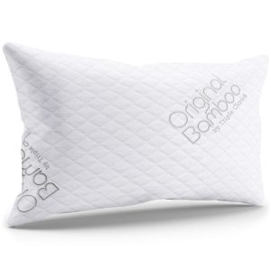 Triple Cloud Shredded Memory Foam Premium Luxury Pillows for Sleeping