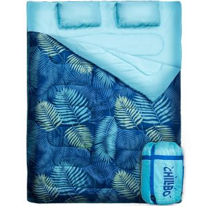 Chillbo Double Sleeping Bag for Adults