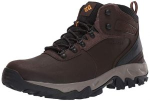 Columbia Men's Newton Ridge Plus II High-Traction Grip Waterproof Hiking Boot