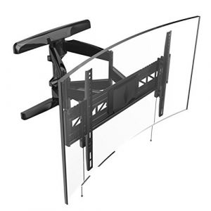 Loctek Curved TV Wall Mount Bracket
