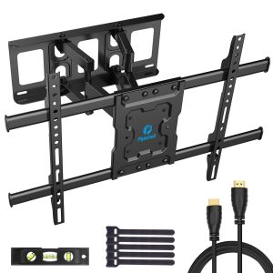 Full Motion TV Wall Mount Bracket by Pipishell