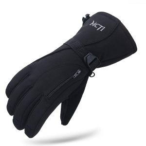 MCTi Waterproof Men's Ski Snowmobile Winter Gloves