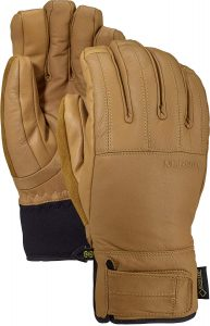 Burton Men's Gore-Tex Gondy Leather Gloves