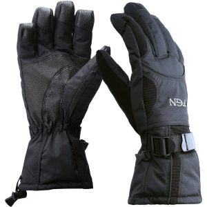 Padida-Waterproof Men's Ski & Snowboard Gloves