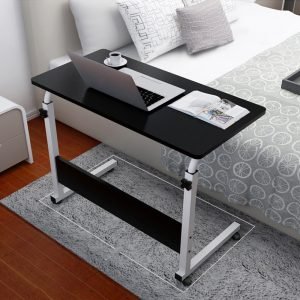 Allywit Height-Adjustable Folding Computer Desk