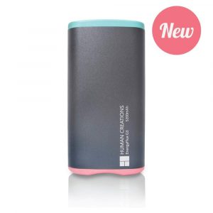 Human Creations EnergyFlux Electronic USB Hand Warmer with Power Bank
