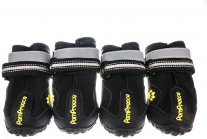 Lymenden Waterproof Dog Shoes with Paw protectors