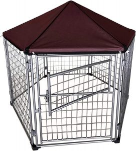 My Pet Companion Outdoor Dog Kennel by NEOCRAFT