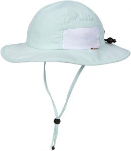 SwimZip Unisex Child Wide Brim Sun Protection Hat