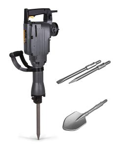 TR Industrial TR89100 Electric 4 Pieces Set Jackhammer
