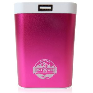 The Outdoors Way Rechargeable Electric Hand Warmer