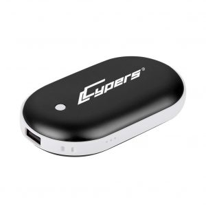 Cypers Double-Side Rechargeable Hand Warmer, Portable Power Bank