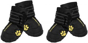EXPAWLORER Waterproof Reflective Non-Slip Pet Booties