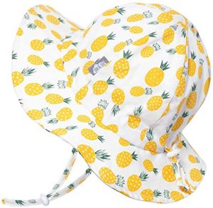 JAN & JUL 50+UPF Kid's Cotton Sun-Hat