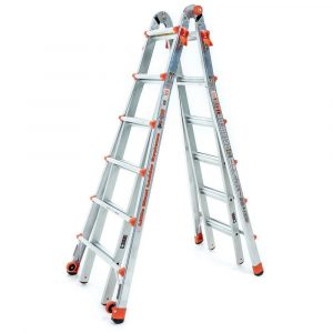 Little Giant Ladder Systems 26 Foot Type IA Aluminum Multi Position LT Ladder