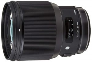 Sigma 85mm DG HSM Art Lens for Canon EF, f 1.4