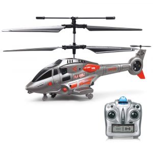 VATOS Remote Control Helicopter with Gyro for Kids & Adult