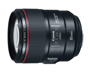 Canon EF 85mm IS USM f 1.4L DSLR Lens
