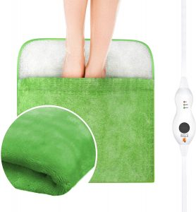 Electric Heated Foot Warmer by Warm Souls