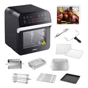 GoWise USA GW44800-O Deluxe Air Fryer Oven