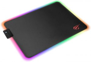 Havit RGB Soft Non-Slip Rubber Gaming Mouse Pad