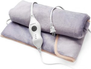 Electric Heating Pad Foot Warmer by MEVA