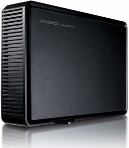 "USB 3.0 /& eSATA... Mediasonic ProRaid 2 Bay 3.5"" SATA Hard Drive Enclosure"