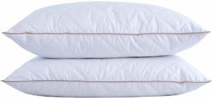 Puredown Natural Sleeping Goose Down Feather Pillows