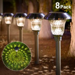 BEAU JARDIN Outdoor Solar Lights