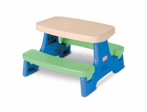 Little Tikes Easy Store, Jr. Play Table