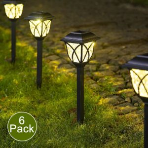 Solpex Solar Pathway Lights Outdoor Lights