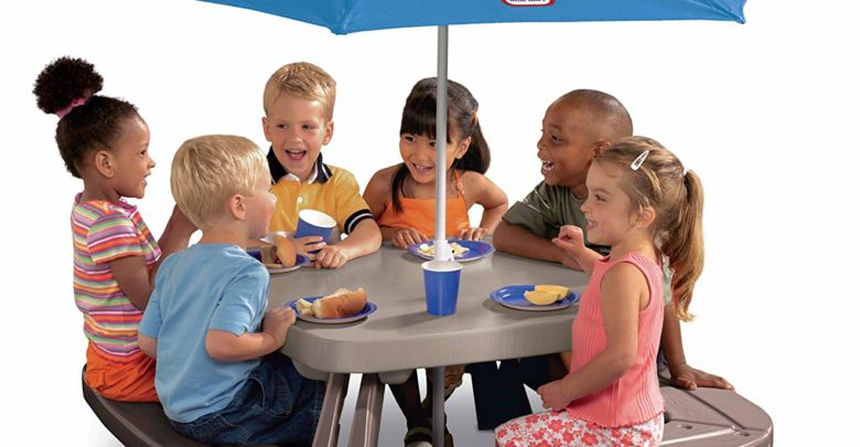 Photo of Top 10 Best Kids Picnic Tables in 2020 – Reviews