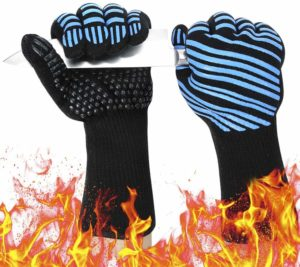 Semboh 932℉ Extreme Heat Resistant Food Grade Kitchen Mitts
