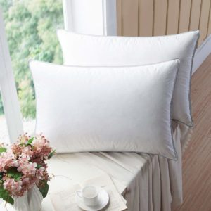 WENERSI Premium Feather Blended Goose Down Pillows