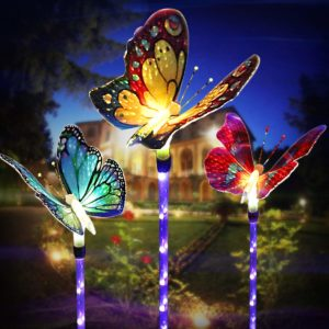 WOHOME Outdoor Solar Garden Lights