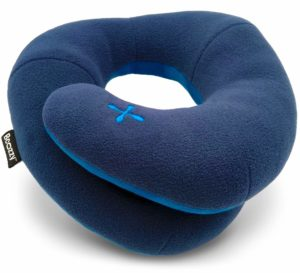 BCOZZY Chin Supporting Travel Comfortable Pillow