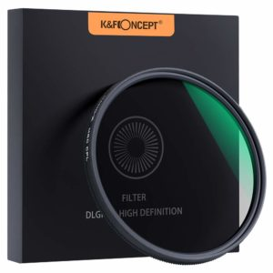 K&F Concept 82mm Circular Polarizer Filter