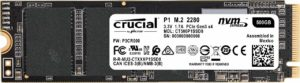 Crucial P13D NAND NVMe PCIe M.2 SSD 500GB