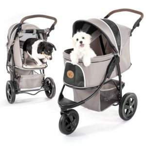 TOGfit Pet Roadster Luxury Pet Stroller for All Dogs