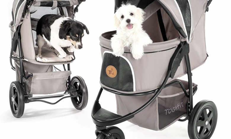 Photo of Top 10 Best Dog Strollers in 2020 – Reviews – Strollers for Pets 0 (0)