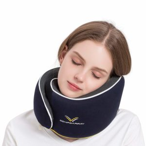 ComfoArray Travel Pillow for Airplane and Car