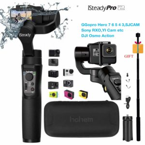 Hohem iSteady Pro 2 Gimbal 3-Axis Action Cameras Stabilizer